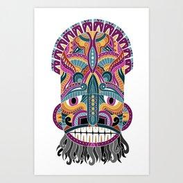 Dogon Art Print