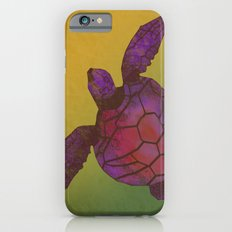Sea Turtle (warm) iPhone 6s Slim Case
