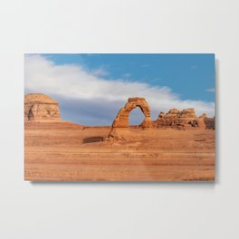 Delicate Arch 0415 - Arches National Park, Moab, Utah Metal Print
