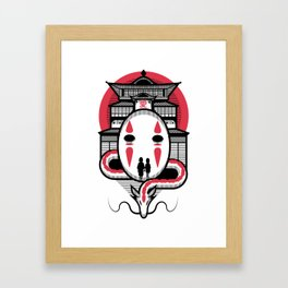 Kindled Spirits Framed Art Print