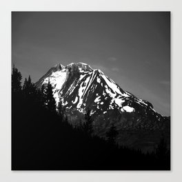 Desolation Mountain Canvas Print