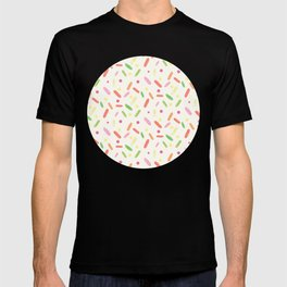 sweet things: liquorice comfit T-shirt