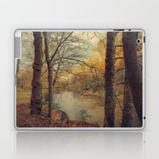 Over the River Through the Woods Laptop & iPad Skin