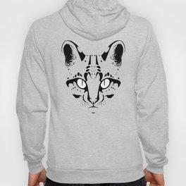 Wild Cat Ocelot Hoody