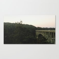 Deception Pass Canvas Print