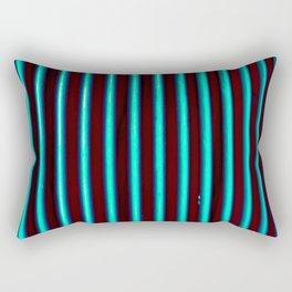 Fluorescent world Rectangular Pillow