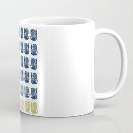 Peacocks Coffee Mug