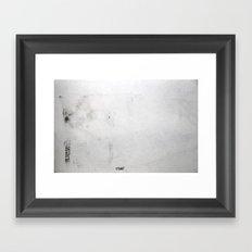 Chair.2 Framed Art Print