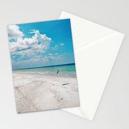 A Bird Flying through Gulf Shores, Alabama Stationery Cards