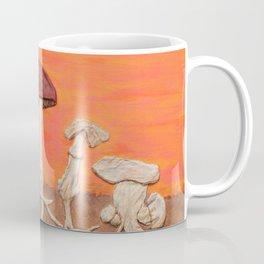 Laughing Shrooms Coffee Mug