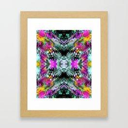Mirror Print Framed Art Print