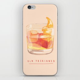 Old Fashioned iPhone Skin