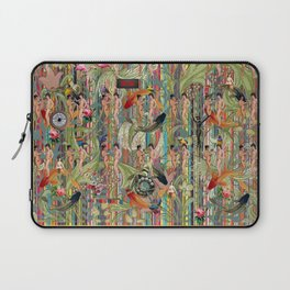 Another Relaxing Sunday Laptop Sleeve