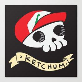 Ketchum Canvas Print