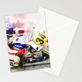 Kevin Schwantz Stationery Cards