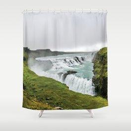 I Spy Iceland Shower Curtain