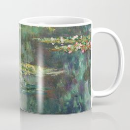 Water Lilies 1904 by Claude Monet Coffee Mug