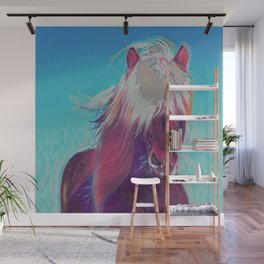 Be Wild, Live Free III Wall Mural