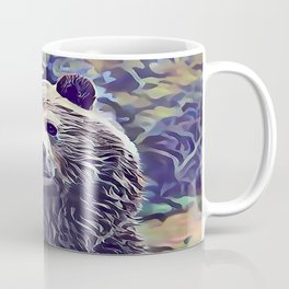 The Grizzly Bear Coffee Mug