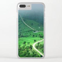Salalah Oman 5 Clear iPhone Case