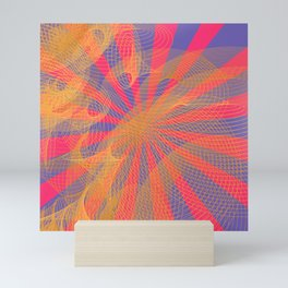 Inspired by Japan Mini Art Print