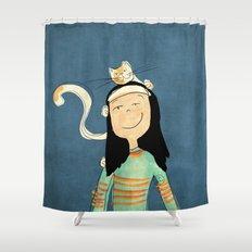 Marcela Shower Curtain