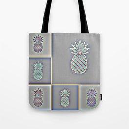 Pineapple Plantation Tote Bag