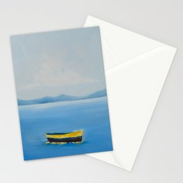 Boat II Stationery Cards