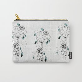 Poetic Key of Luck Carry-All Pouch