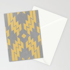 Concrete & Aztec Stationery Cards