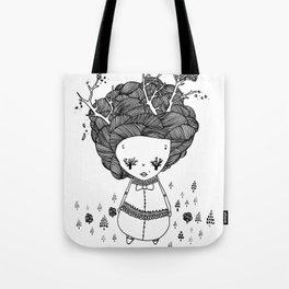 treegirl Tote Bag