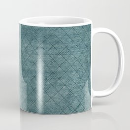 Green Ocean - Solid color accessories and Fashion Coffee Mug
