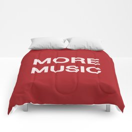 More music -  Red Comforters
