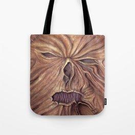 Necronomicon - Ash Vs. Evil Dead (Watercolor Painting) Tote Bag