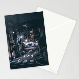 Tokyo Nightlife Stationery Cards