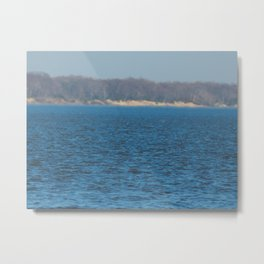 Warm enough for Leesylvania State Park! Metal Print