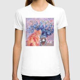 Ginger Blue T-shirt