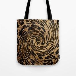 Animal Print Leopard Tote Bag