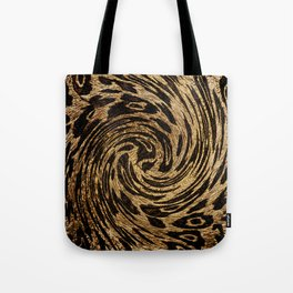 Animal Print Leopard Tote Bag