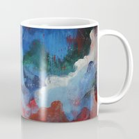 montreal Mugs featuring Montreal #3 by DANiELLE