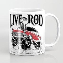 1957 CHEVY CLASSIC HOT ROD Coffee Mug