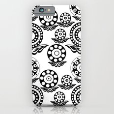 Circular Flower iPhone 6s Slim Case