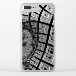 Windows of Perception Clear iPhone Case