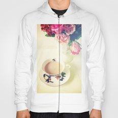 Roses and Chai Tea Hoody