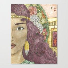 Hannah Canvas Print