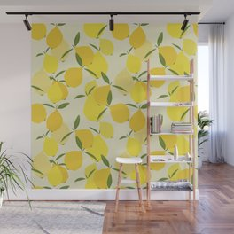 Fresh Citrus  Wall Mural