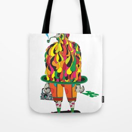 the big daddy Tote Bag