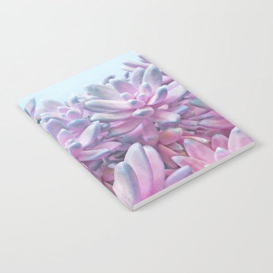 Sweet Succulents Notebook