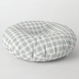 Plaid No. 57 Floor Pillow