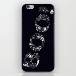 BOO! iPhone Skin